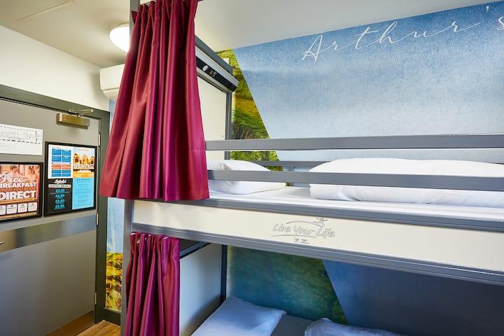 St Christopher's Inn NEW 6 Bed Dorm