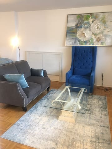 Studio - centrally located, steps from subway