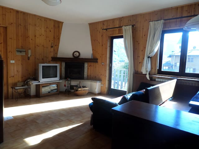 Appartamento luminosissimo a Mazzo di Valtellina - Mazzo di Valtellina - 公寓