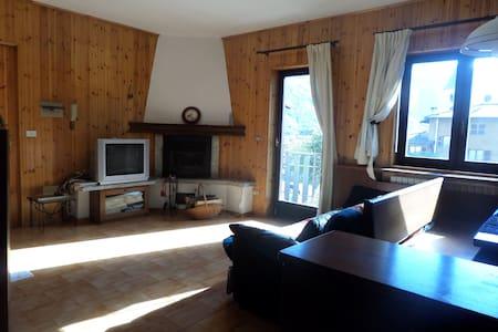 Appartamento luminosissimo a Mazzo di Valtellina - Mazzo di Valtellina - Apartment