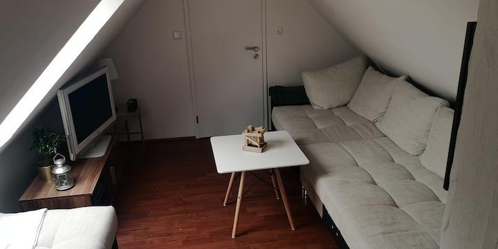 Maisonettewohnung am Badesee