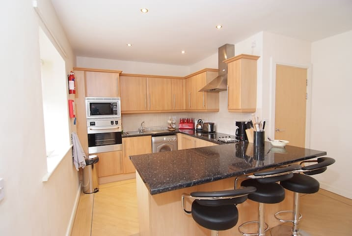 Stunning Seafront Apartment 2 - Hartlepool - Appartement