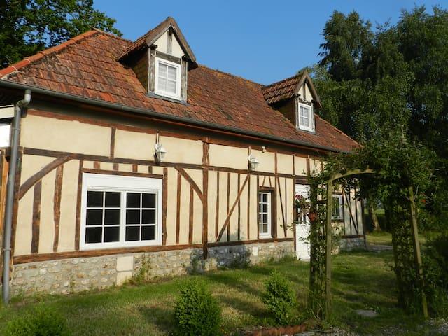 La Bergerie du Bois Carré - Saint-Étienne-l'Allier - House
