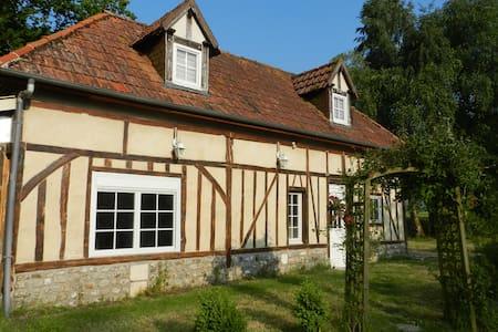 La Bergerie du Bois Carré - Saint-Étienne-l'Allier