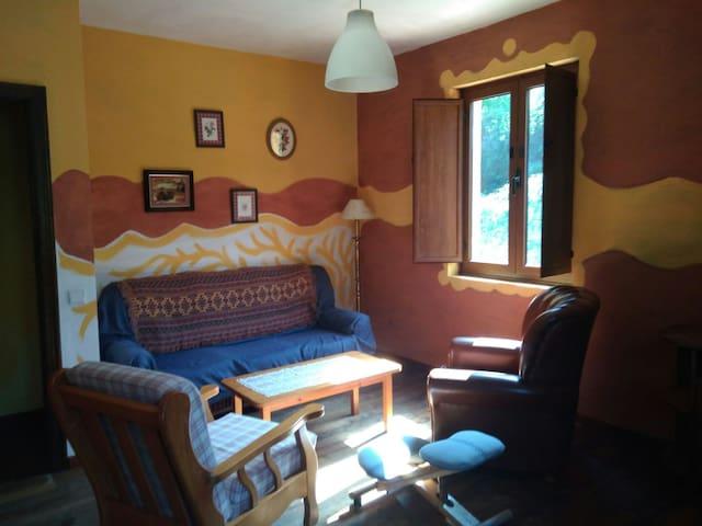 Apartamento rural El abedul - Cornellana - Lägenhet