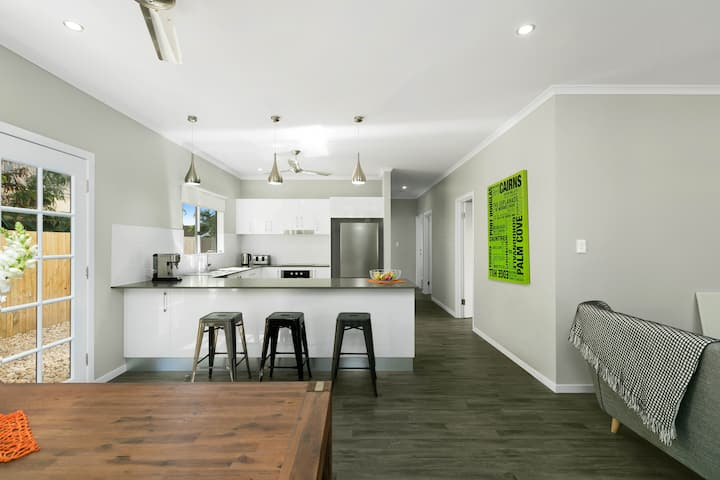 Estilo 3 - Modern & comfy room, 15min walk to city