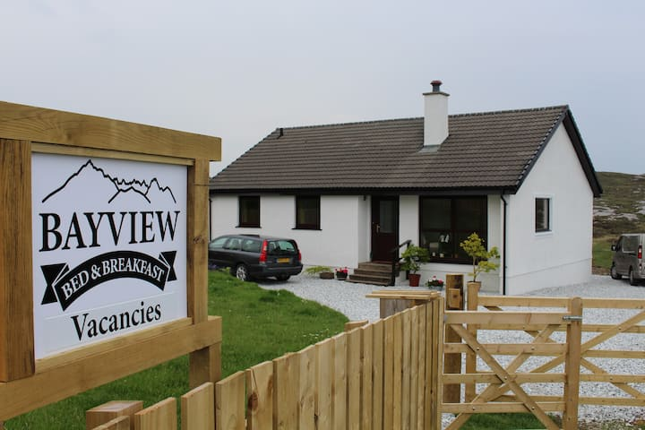 Bayview Elgol Bed & Breakfast Room  No 2 (Double)