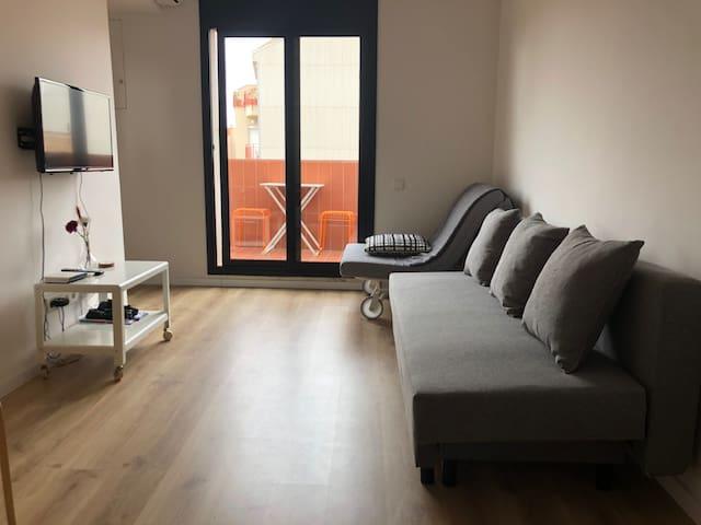 Amazing 1 bed flat close to Parc Güell