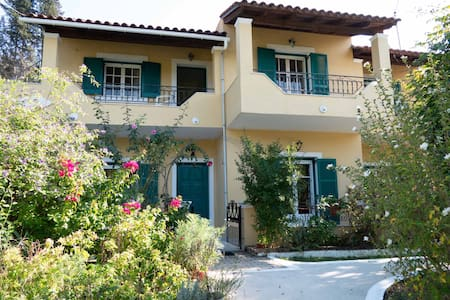 Yiannis Apartment 2 Agios Georgios Pagoi Corfu