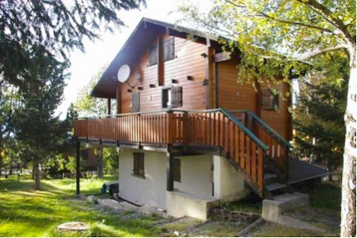 Chalet calme cosy Eyne Station ski (Phone number hidden by Airbnb) p.