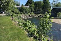 Neighboring the oldest Covered Bridge in VT!