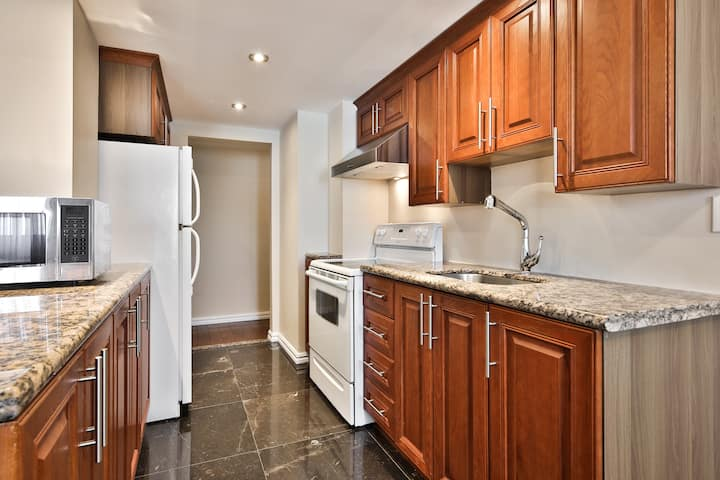 Renovated Apartment in the Heart of Montreal P0504