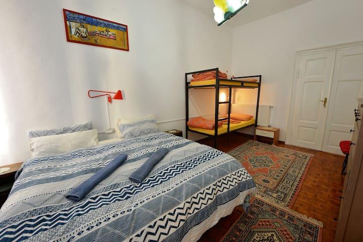 Bright room In Mi Casa es Tu Casa