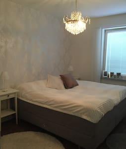 En ljus fin lägenhet i Göteborg
