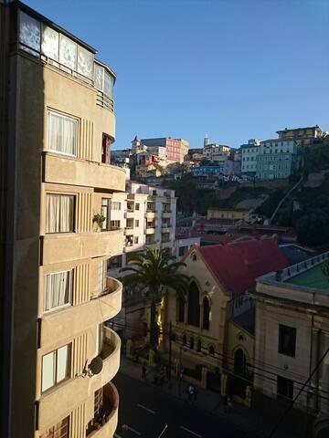 In the center of Valparaíso - Valparaíso - Lägenhet