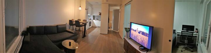 Newly bult & fully equipped modern appartment 42m