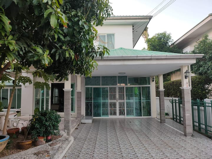 Baan Suan private detached property