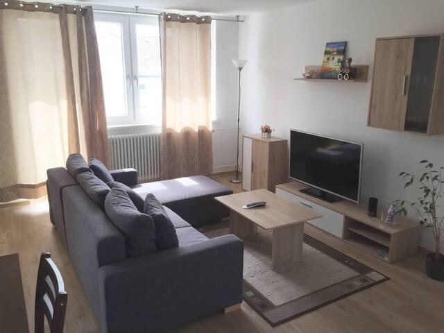 Wolfsburg schöne Wohnung in ruhige Lage