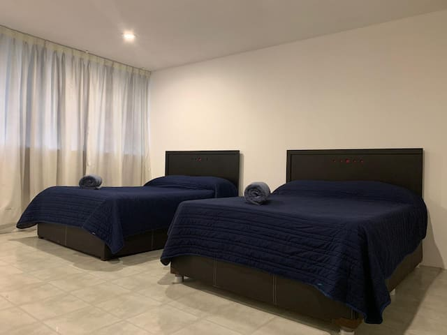 Polanco Suites - Premium Double Bedroom