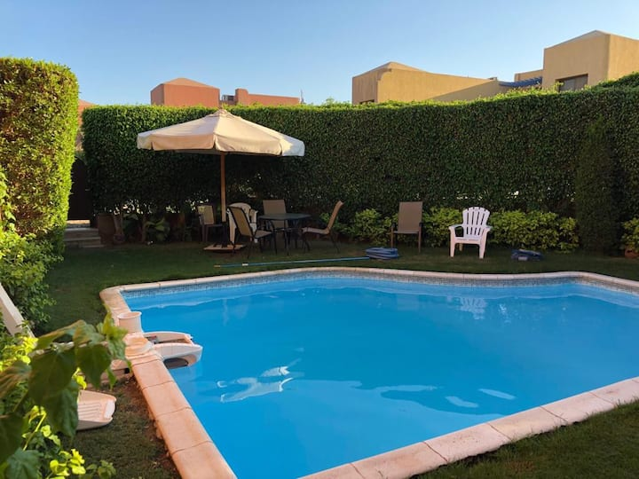 Villa Cancun With Privte Pool and  Familles Only