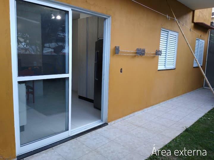 Casa Inteira, aconchegante com Wi-Fi em Jundiaí SP