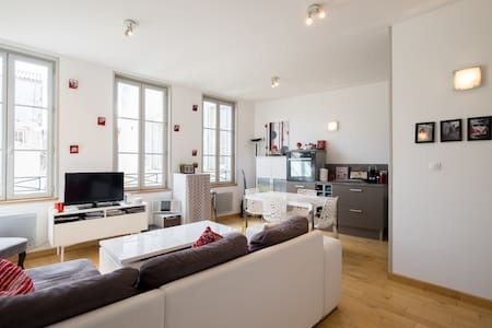 Trés bel Appartement T2 hypercentre - La Rochelle - Apartment