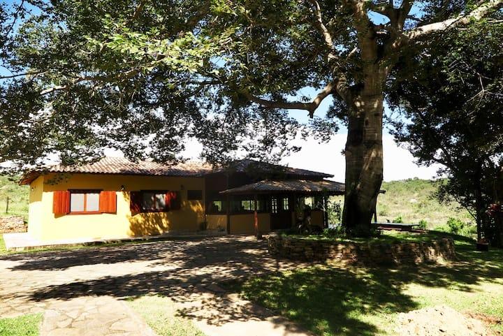 Aconchegante Casa de Campo em Mendanha, Diamantina