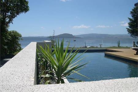 Tui Glen luxury lake side apartment - Rotorua - Διαμέρισμα