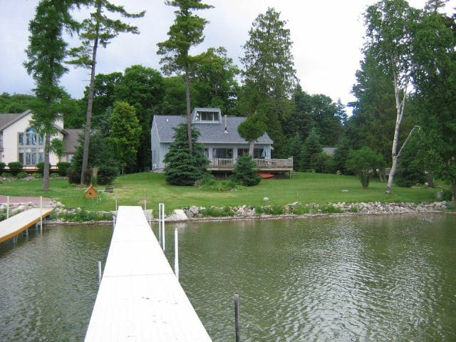 Palmer's Burt Lake Cottage
