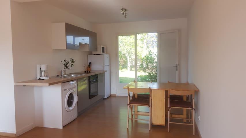 "Charmante maison refaite à neuf "" WiFi gratuit "" - Herbignac - Appartamento"