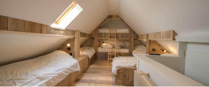 Gezellig vakantiehuis gelegen in Oud Knokke!