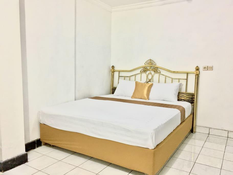 Delatio House B - Private Bedroom