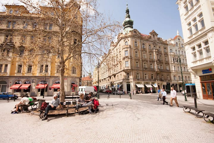 Kozi Chic Studio (Prague Old Town)