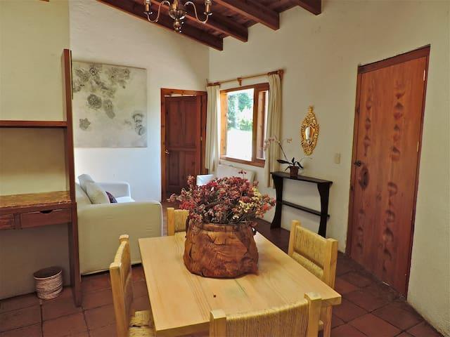 Preciosa casita en Valle de Bravo - Valle de Bravo  - Bungalow
