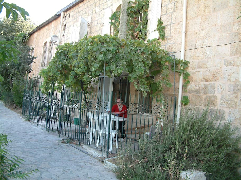 the sultan vine terrace