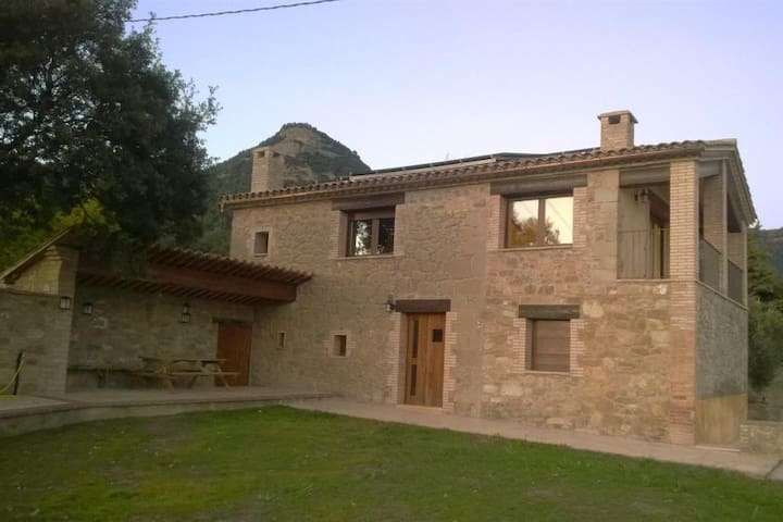 Masia de Turisme Rural La Coromina - Montclar - Dům