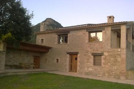 Masia de Turisme Rural La Coromina - Montclar - Casa