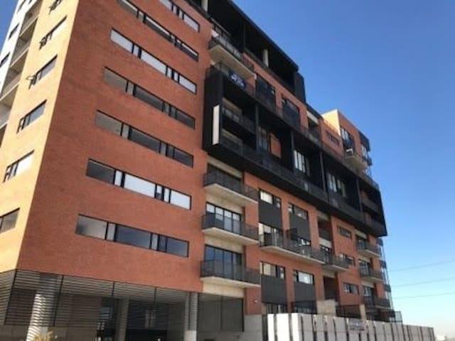 Apartamento Verde y Urbano