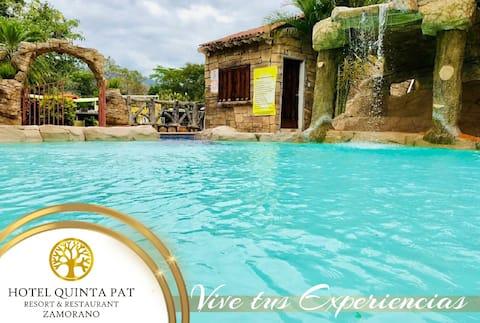 Hotel Club Quinta Pat, Zamorano DOBLE#1
