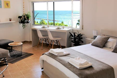 Studio with sea view in Limassol City Centre - Limassol - Lägenhet