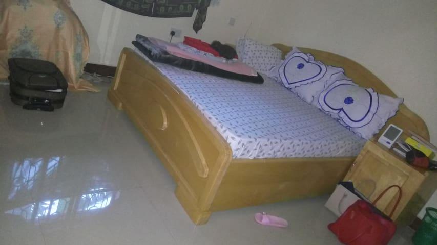 Mwalimu Aisa Mtui's Home