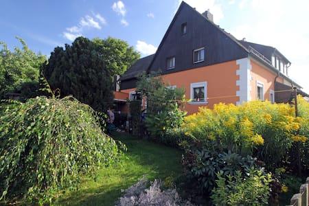 Ferienwohnung Waldstraße in Waldnähe - Waldsassen - Lägenhet
