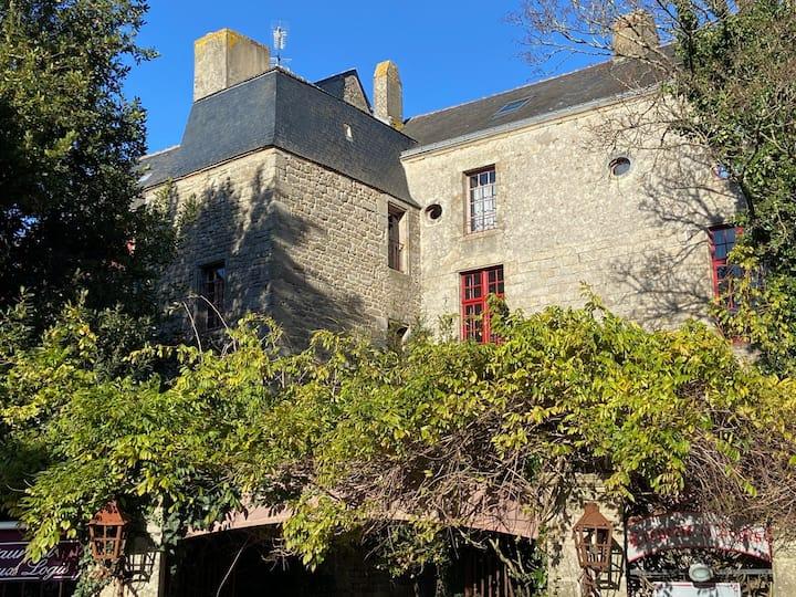 Joli appartement au cœur des remparts de Guérande