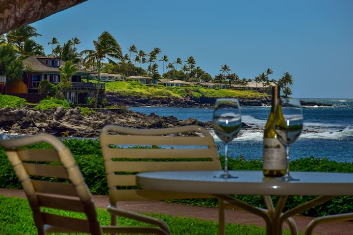 Napili Point A8 Dream Oceanfront Condo