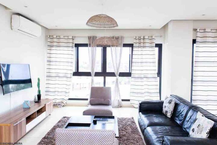 Appartement Nubian