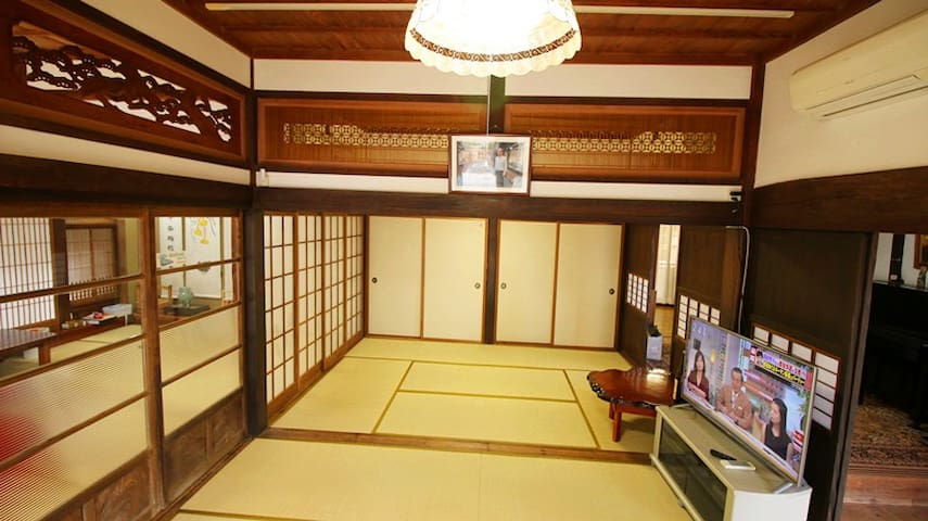 Ancient House&free pick up Narita Ariport NT1 No.1 - Shibayama - Bed & Breakfast