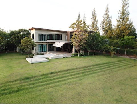 เขาใหญ่ Khaoyai Mountain View Home:Baan View Chun