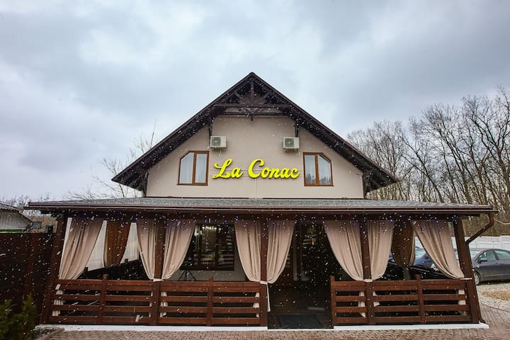 La Conac Cottage