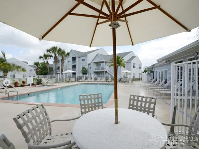 Quiet-Safe Apartment Kissimmee-Fl - Kissimmee - Lägenhet