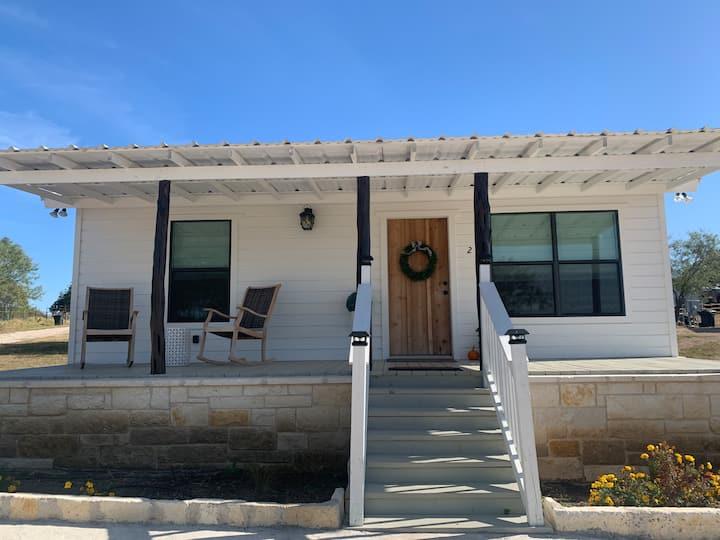 Prairie Rose Ranch- The Carriage House 1BD/1BA)